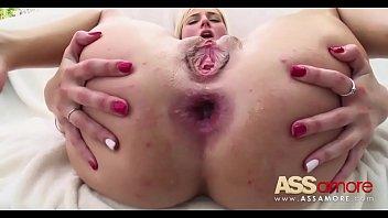 anal gaping creampie kate england