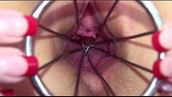 2-brutal vibrator inserted in her czech.
