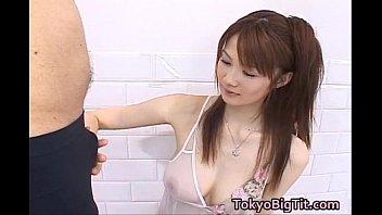 kirihara hand after blow job