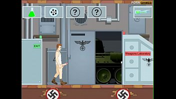 french guy fucking the nazi keeper of secrets.