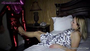 pantyhose humping