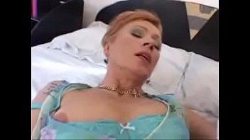 hot milf getting hard in her ass -.