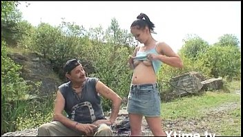 young girl buggered by her old uncle in.