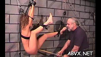 Top notch amateur bondage scenes with juvenile girl