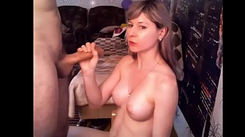 webcam couple deepthroat and facefuck