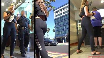 pawg tight black leggings ass, free black ass.