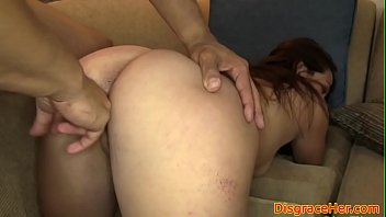 real amateur babe screwed and humiliated