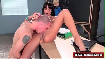 big boobs fucked in classroom 05