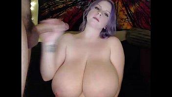 big ass and huge tits showdown