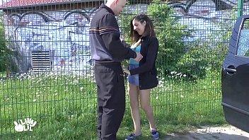 outdoor public doggystyle amateur pov german.