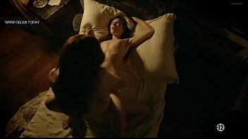 anna brewster - topless, sweaty sec scene -.