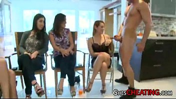 henparty with big-cock male-strippers