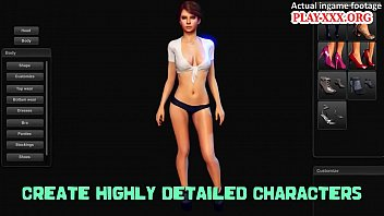 3dtryst trailer 3d virtual party sex game 3d.