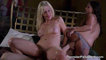 mature pornstars threesome
