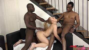 alex ginger unexpected dp threesome full.