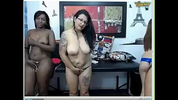 black girl gets fucked by friends
