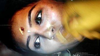 cumtribute for actress bitchy lakshmi menon