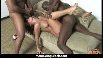 horny mom loves black monster cock.
