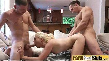 (aubrey &amp_ debbie) party girls in sex tape.