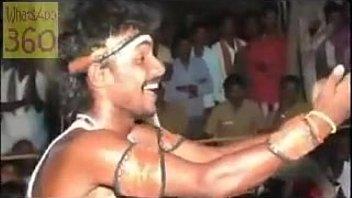 whatsapp videos tamil girl sexy talk on karakattam.