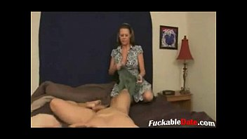 amateur mom seduce son