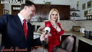 rossella visconti: sex in the kitchen con andrea dipr&egrave_