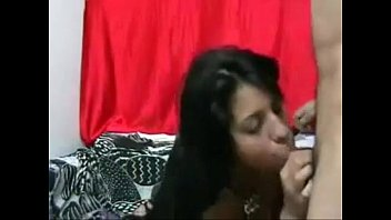 horny desi couple have awesome sex workout on.