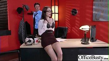 (anna de ville) big tits sluty girl in.
