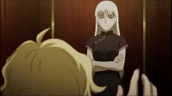 anime girl pooping - anime chica.