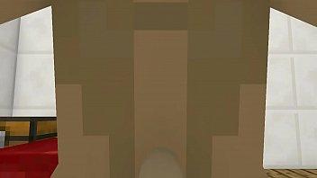 blowjob futa minecraft mini animation