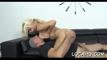 coarse pounding of a taut and squelching pussy hole
