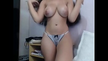 real amateur lived strip showing her incredible tits online