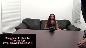 curvy amateur'_s first blowjob - sherry.