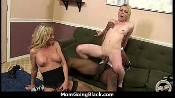 hot mom receive a huge black dick porn.