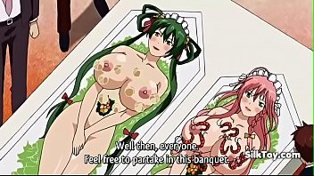 hot anime big tits girls being eaten by.