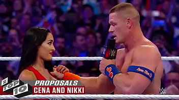 wwe raw sex fuck stunning in-ring proposals.