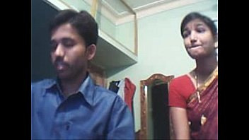 1264114 indian young couple on web.