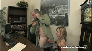 cute blond miss marie fuck her old boss.