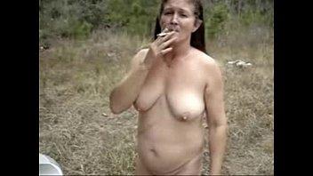 exhibition outdoor of amateur slut granny