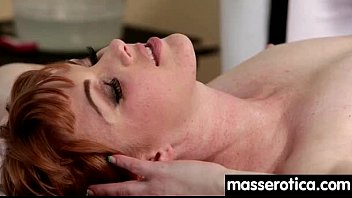 sensual oil massage turns to hot lesbian action 14