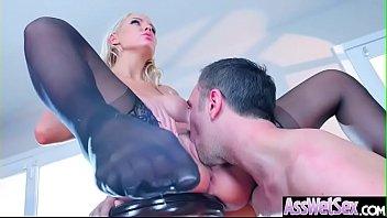 hard deep anal sex tape with big butt.