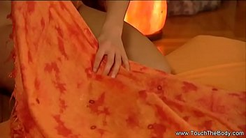 brunette beauties give erotic massage