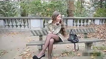 best belgian mom flashing in 8 inch heels..