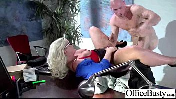 (julie cash) big tits slut office girl banged.