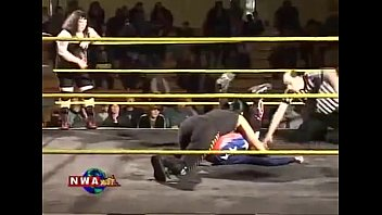 mixed wrestling tag team - intergender wrestling tag.