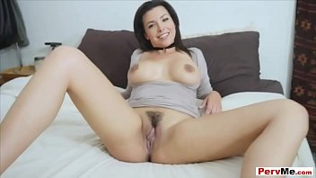 sniffing stepmoms panties can lead to a surprise oral