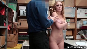 daisy stone got caught shoplifting and then got fucked