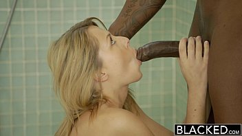 blacked cheating blonde gf zoey monroe barely takes.