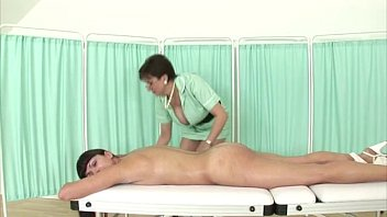 mature brit nurse sonia punishes slut.