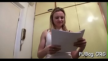 slutty public agent exposes her lust and craves.